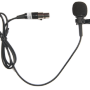 Lapel Mic LM-60 (for use with Wireless Belt Pack Transmitter)
