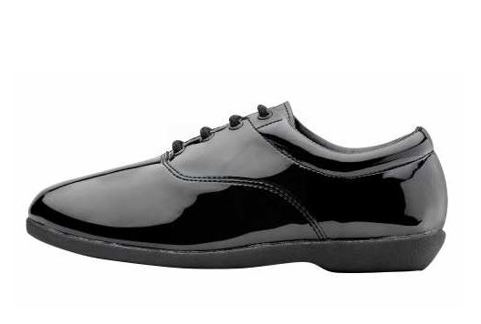 Patent Pinnacle Marching/Concert Shoes
